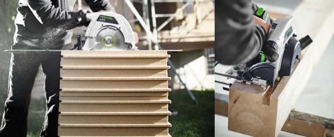 Чистый рез Дисковые пилы для строительства HK 85