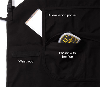 Фартук Veritas Canvas Apron Ver 67K10.10