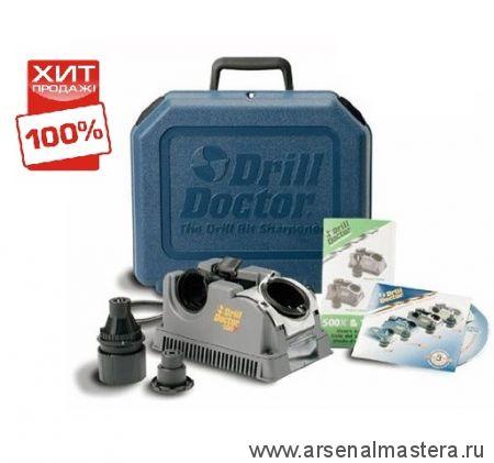 Отзыв на Заточной станок для свёрл D 2.5-19 мм Darex Drill Doctor 750 от покупателя