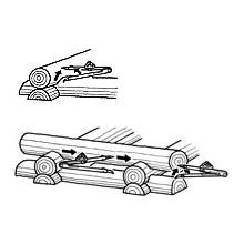 Плотницкая черта Shinwa М00003553 Sh 77590