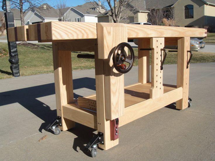 Столярные верстаки и столы для столярных работ