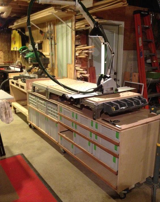 Варианты установить MFT стол на другой более устойчивый рабочий стол