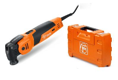Осциллирующий инструмент 350 Вт + принадлежности FEIN MultiMaster QuickStart (Фейн МультиМастер Квик Старт) FMM 350 Q 7 229 42 62 00 0