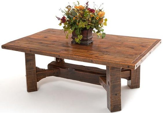 В первую очередь представляется чрезвычайно удобным использование данного вида соединений при изготовлении больших массивных столов:
