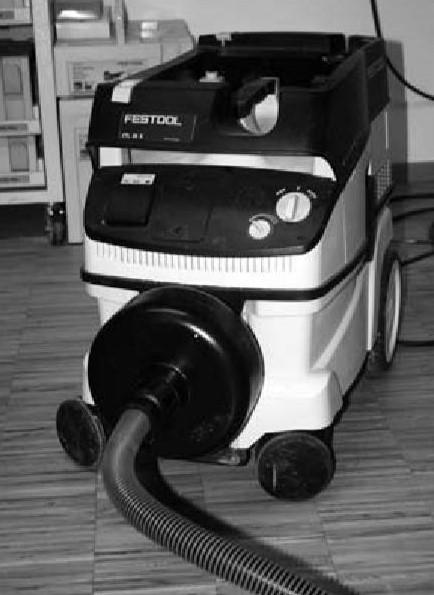 пылеудаляющий аппарат с искрогасителем