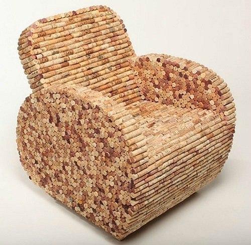 напилили кресло