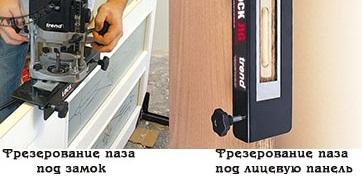 Шаблон фрезерный Trend Lock Jig (Тренд Лок Джиг) для дверных замков