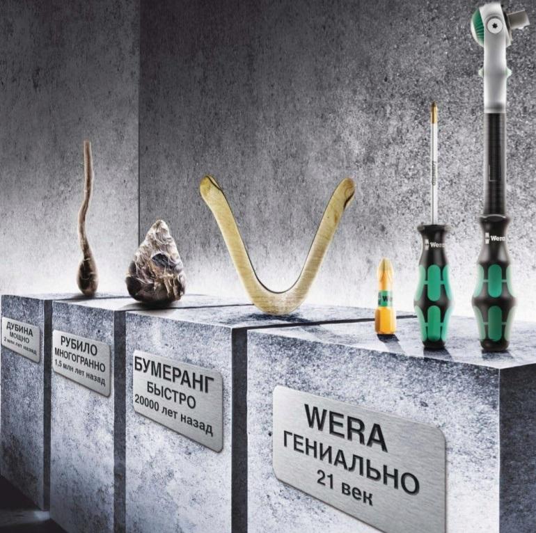инструменты wera вера купить
