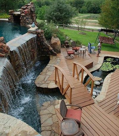 Реализация идей комфортного отдыха летом на своем участке