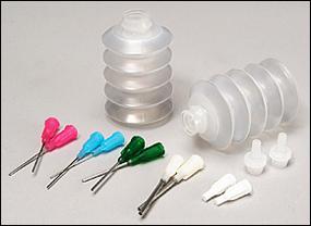 Емкости для нанесения клея и шприцевания клеем