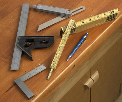 Измерительно разметочный инструмент