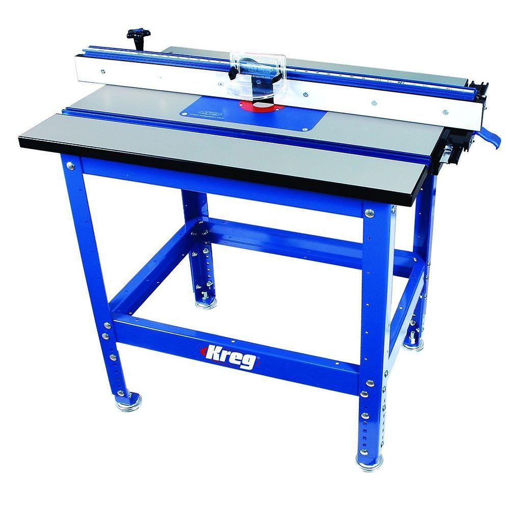 Серийные образцы фрезерного стационарого стола как правило имеют алюминиевое основание