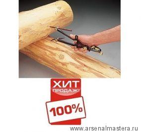 Выгодный комплект: плотницкая черта Veritas Log Scriber 05u05.01 и 10 карандашей за полцены!