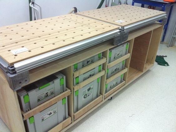 Совмещение двух столов MFT-3 в одном для возможности работы с габаритными изделиями