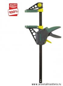 ХИТ! Струбцина для зажима и распора EHZ PRO 100-450  Wolfcraft 3032000