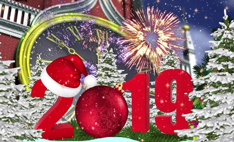 В новогодние праздники 2019 года интернет-магазин профессионального инструмента