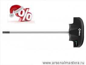 Отвертка с поперечной ручкой WERA 467 TORX, TX 15 / 100 Мм, 013360