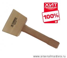 Киянка буковая NAREX для столярных и плотницких работ 60x75x110 мм 825200 ХИТ!