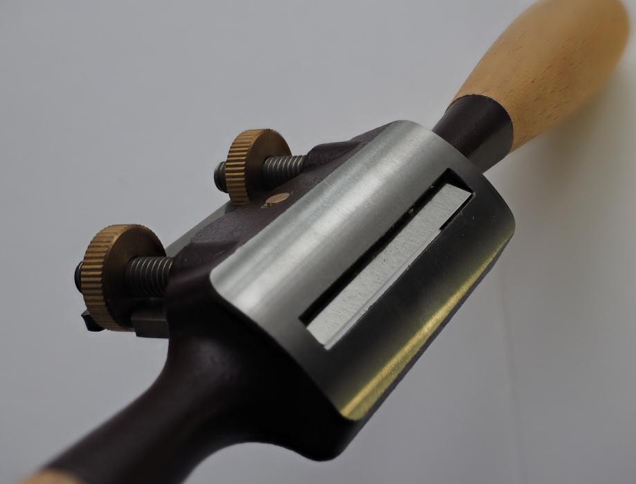 Стружок ДИК с полукруглой колодкой, отлитой из стали