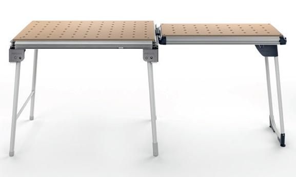 совмещение столов Festool MFT-3 и MW 1000