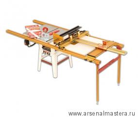 Комплект для циркулярной пилы (позиционер метрический 1320 мм, правосторонний фрезерный столом  28x32дюйм (ширина до 711мм) INCRA M-TS Combo 4