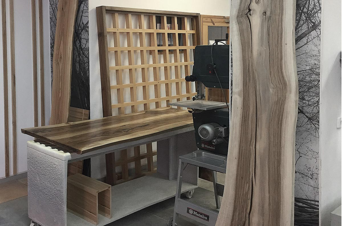 Производство Столярная мастерская в Харькове лучший пример