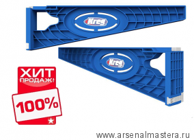 ХИТ! Приспособление для установки выдвижных ящиков KREG Drawer Slide Jig KHI-SLIDE-INT