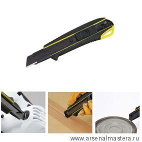 Нож TAJIMA DRIVER CUTTER с автофиксацией с 3 лезвиями DC560YB
