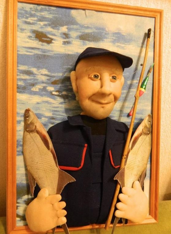 подарок мужчине рыбаку