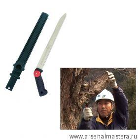 Пила японская многофункциональная Silky Yamabico 330 / 165 мм 7 / 10 зубьев / 30 мм в чехле KSI340733 М00018238