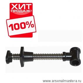 Винт для верстачных тисков с упором на конце винта D28 мм 330/165 мм York HV511 М00000679 ХИТ!
