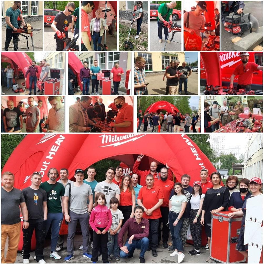 БОЛЬШОЙ ТУР RED BUS TOUR MILWAUKEE  в Нижнем Новгороде