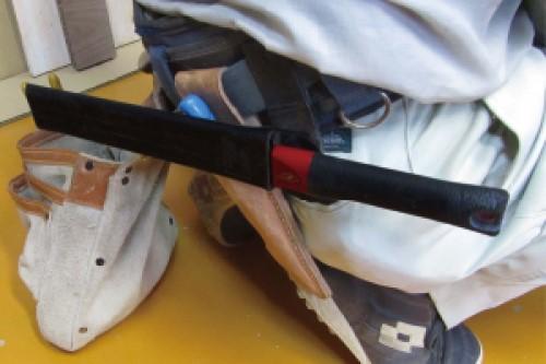 Ножовка по металлу 180 мм ZetSaw 15212