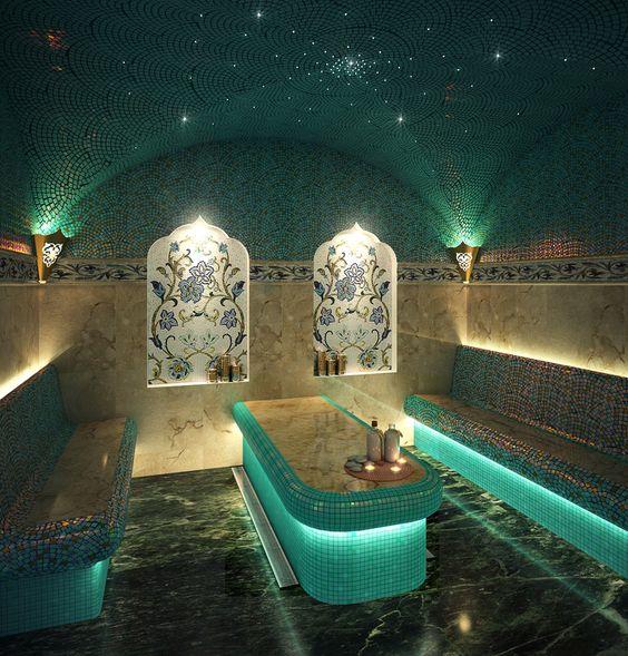 Турецкая баня или Хамам