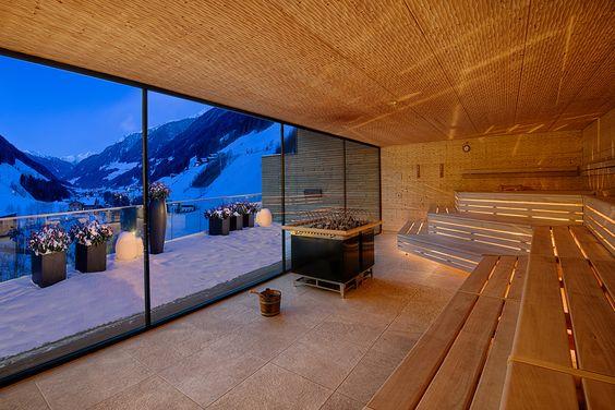 Естественное освещение в бане