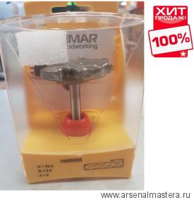 Фреза для выравнивания поверхности СЛЭБ DIMAR 52x6.5x83x8 Dimar 1600055 ХИТ!