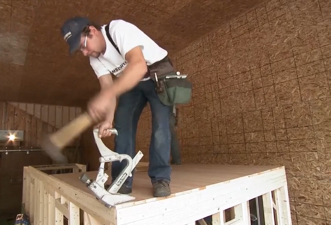 Деревянный Фургон дом на колесах строительство