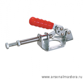 SALE Зажим механический шатунный с прямым ходом усилие 136 кг, ход 32 мм GOOD HAND GH-302-FM