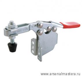 SALE Зажим механический с горизонтальной ручкой усилие 227 кг GOOD HAND GH-225-DSM