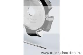 SALE Фреза FESTOOL V-образная, пазовая, дисковая  HW 118x14-90°/Alu 491470