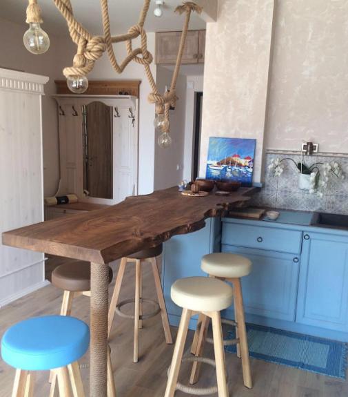 Примеры столов слэбов с эпоксидной смолой 2019 столы для кухни