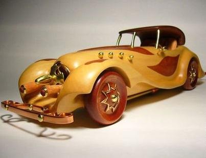 Подарочная модель ретро автомобиля