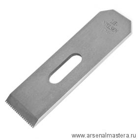 Нож для рубанка Lie-Nielsen N 60.1/2 зубчатый LN 1-BL-601-2T М00016903