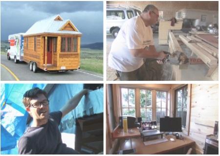 Идея бизнеса: Строительство деревянных домов-фургонов на колесах Арсенал Мастера