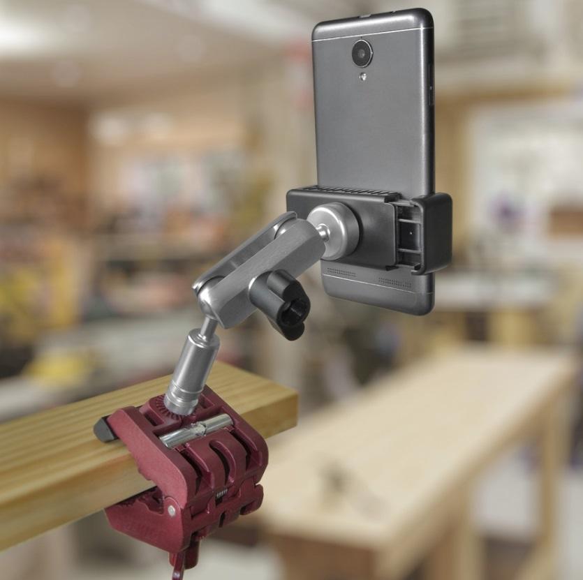 пихер держатель для фотокамер, нивелира, лазера