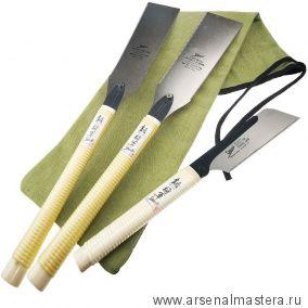 Пилы японские Shogun набор N 2  3 шт Shogun Dozuki-Mini Saw, Ryoba Universal Cut Saw, Shogun Ryoba Universal Rip/Cross/Slant  М00017191