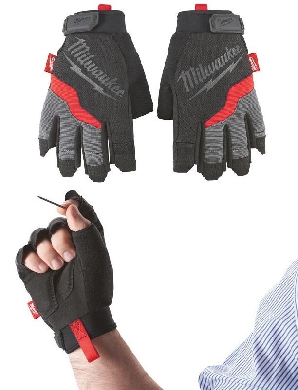Рабочие перчатки Милвоки предназначены для обеспечения максимального удобства при работе с мелкими предметами