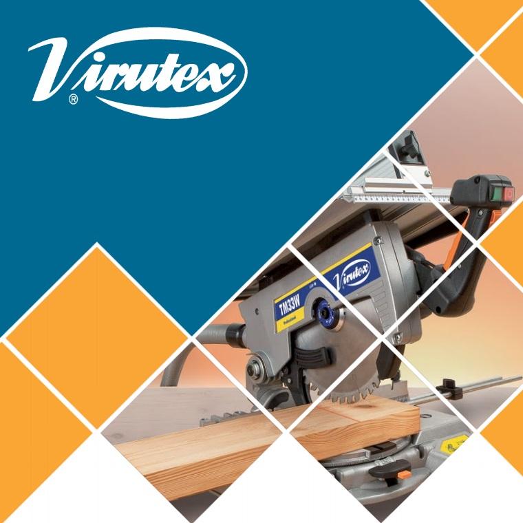 VIRUTEX (Вирутекс) инструмент купить