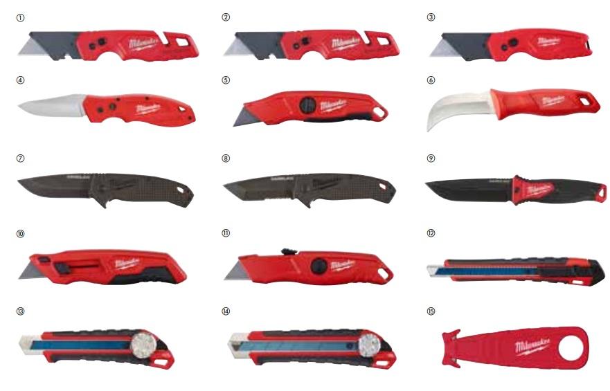MILWAUKEE нож купить