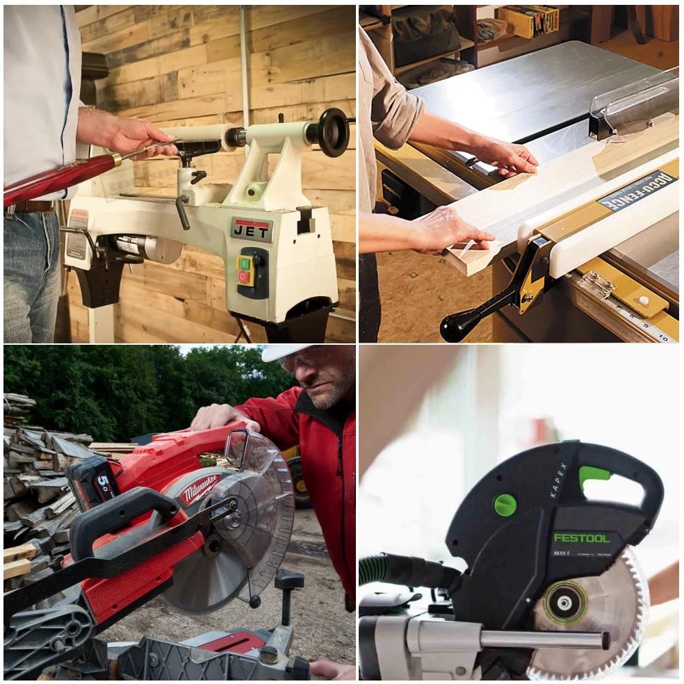 в ассортименте Станки по дереву Для использования в квартире, гараже, мастерской или на производстве. Широкий выбор станков!